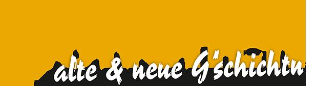 München   alte & neue Gschichtn